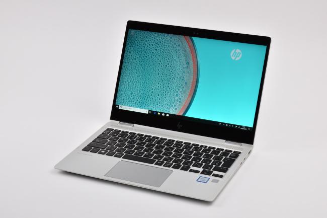 HP EliteBook x360 1020 G2 正面