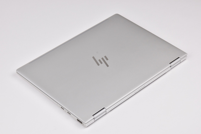 HP EliteBook x360 1020 G2 天面(その2)