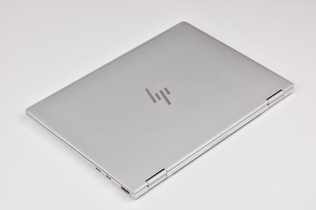 HP EliteBook x360 1020 G2 天面(その2)