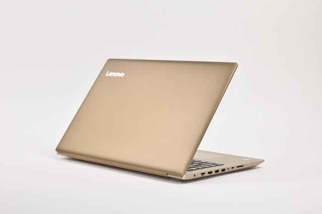 ideapad 520 背面側(その1)