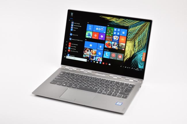 Lenovo YOGA 920 正面