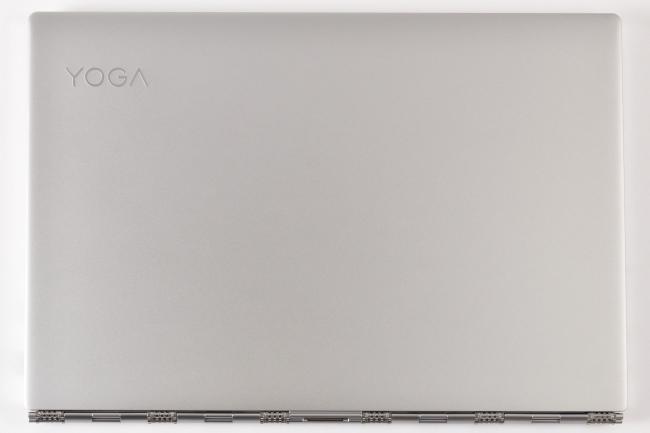 Lenovo YOGA 920 天面(その1)