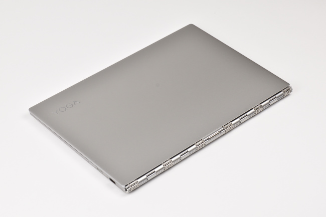 Lenovo YOGA 920 天面(その2)