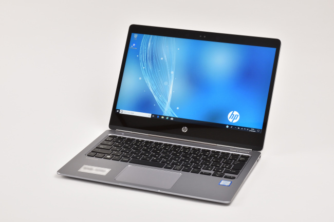 HP EliteBook Folio G1 正面