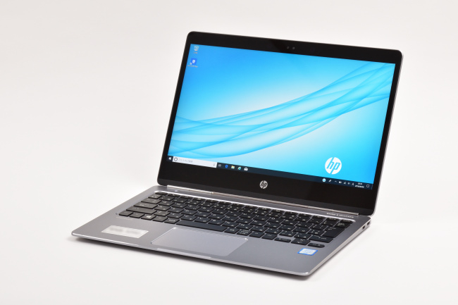 HP EliteBook Folio G1 正面(その3)