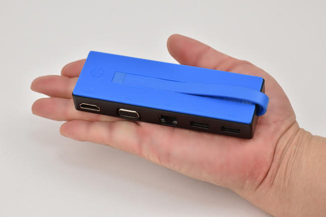HP USB-C トラベル ドック(単体)