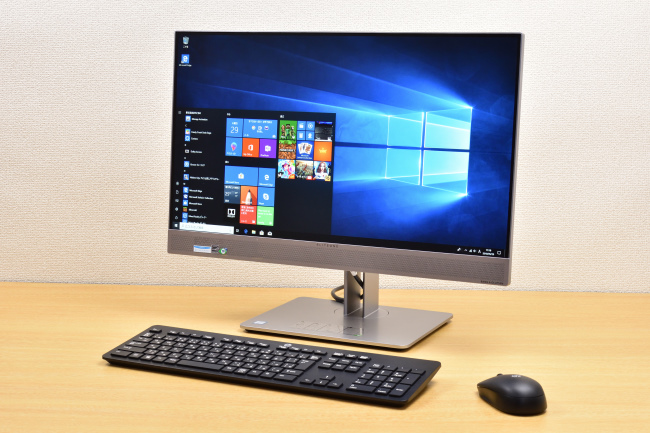 HP EliteOne 800 G3 All-in-One 正面側(その1)