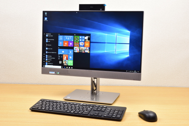 HP EliteOne 800 G3 All-in-One 正面