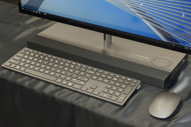 HP ENVY All-in-One 27 台座