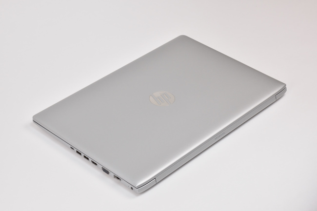 HP ProBook 470 G5 Notebook PC 天面(その2)