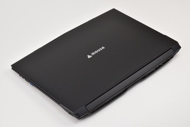 m-Book K690XN-M2SH2 天面(その2)