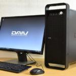 マウスコンピューター DAIV-DGZ510シリーズ『DAIV-DGZ510S1-SH2』レビュー 写真・動画編集をパワフルにこなすクリエイティブなデスクトップPC(前編)