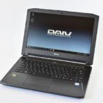 マウスコンピューター『DAIV-NG4500E1-S2』実機レビュー 写真・動画編集が快適!モバイルできるクリエイティブノートPC(前編)