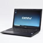 マウス DAIV-NG5500シリーズ『DAIV-NG5500M1-SH5-C』レビュー デスクトップ用CPUを搭載した写真・動画編集が快適なハイパフォーマンスノート(前編)