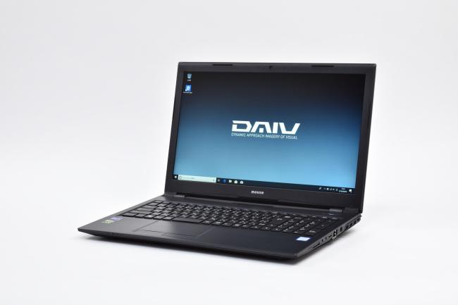 DAIV-NG5500M1-SH5-C 正面