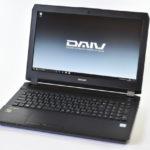 マウスコンピューター「DAIV-NG5720シリーズ」実機レビュー 写真・動画編集が快適!パワフルなクリエイティブノートPC(前編)
