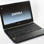 マウスコンピューター『DAIV-NG5720S1-SH2』第7世代Core & GeForce GTX 1060搭載!VR対応高性能ノートPC