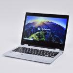 東芝『dynabook VZ82/F』レビュー アクティブペンが快適に使える 12.5型コンバーチブル 2in1 PC(前編)