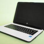 『HP 14-ac100』レビュー Windows10搭載でさらに使いやすくなったホワイトシルバーのボディがオシャレな14.0型ノート(前編)