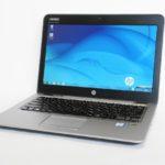 日本HP『HP EliteBook 820 G3』レビュー 軽くて高性能なビジネス向けモデル(前編)