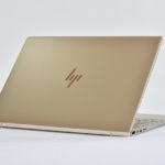 日本HP『HP ENVY 13-ad000』レビュー 洗練されたデザインと快適パフォーマンスのモバイルノート(後編)