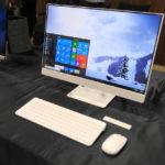 『HP Pavilion 24-a100jp』展示モデルレビュー デザインと性能が進化した大画面オールインワンPC!