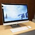 『HP Pavilion 27-r000jp』展示機レビュー 最新テクノロジー搭載で快適性アップ!使いやすさにも優れた大画面オールインワンPC