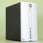 『HP Pavilion 510-p100jp』レビュー フロントパネルがオシャレ!スタイリッシュデザインのデスクトップPC(後編)