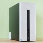 『HP Pavilion 550-240jp/CT』レビュー スタイリッシュデザインのハイパフォーマンス・ミニタワーPC(後編)