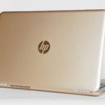 『HP Pavilion 15-au100』第7世代 Core 搭載でパワーアップ!薄く、軽く、スタイリッシュな 15.6型ノート
