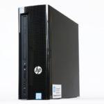 『HP Slimline 260-p050jp』レビュー スリムデザインでコスパ抜群のデスクトップPC(前編)