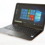 『HP Spectre 13 x360 Limited Edition』レビュー デザインも性能もプレミアムな 13.3型 2in1 モバイルノートPC(後編)