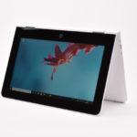 『HP x360 11-ab000』レビュー リーズナブルな価格で気軽に使えるコンバーチブル 2in1 PC(後編)