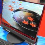 NEC『LAVIE Direct DA(S)』2016年夏モデル!スタイリッシュ&省スペースにおける23.8インチ大画面オールインワンPC