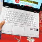 NEC『LAVIE Direct HZ 2in1モデル(アウトレット)』Windows10&Core i7&512GB SSD&オフィス搭載の超軽量モバイルノート!