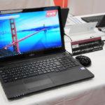 富士通『LIFEBOOK AH53/A3』わけありだけど Core i7&ブルーレイ&オフィス搭載の15.6型フルHDスタンダードノートPC