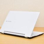 マウスコンピューター『m-Book J350SN-M2SH2』レビュー 第8世代CPU搭載!コスパに優れた快適パフォーマンスのモバイルノート(後編)