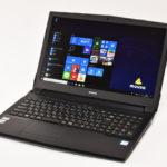 マウスコンピューター『m-Book K686XN-M2SH2』レビュー 写真・動画編集を快適にこなす GeForce MX150 搭載の 15.6型ノート(前編)