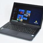 マウスコンピューター『m-Book P500X1-M2SH2』レビュー デスクトップ向けCPUを搭載したパワフルな15.6型ノート(前編)