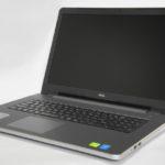 動画像編集ソフトが無料!『New Inspiron 17 5000 シリーズ プラチナ・大容量メモリ・HDD・タッチパネル・Office付』