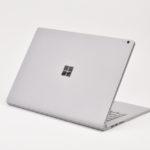 マイクロソフト『Surface Book 2』レビュー 使いやすくて高性能!完成度の高い 13.5型モバイルノート(後編)
