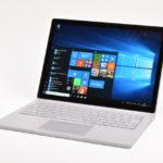 マイクロソフト『Surface Book 2』レビュー 使いやすくて高性能!完成度の高い 13.5型モバイルノート(前編)