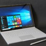 『Surface Book』実機レビュー クリエイティブな作業に適した高性能 2in1デバイス(前編)