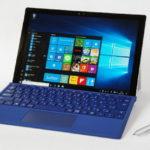 『Surface Pro 4』実機レビュー 使い勝手の良さとパフォーマンスを兼ね備えた2in1デバイス(前編)
