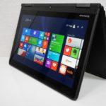 【PCレビュー】レノボ『ThinkPad Yoga』使い方に合わせてスタイル自由自在の 2in1 PC!