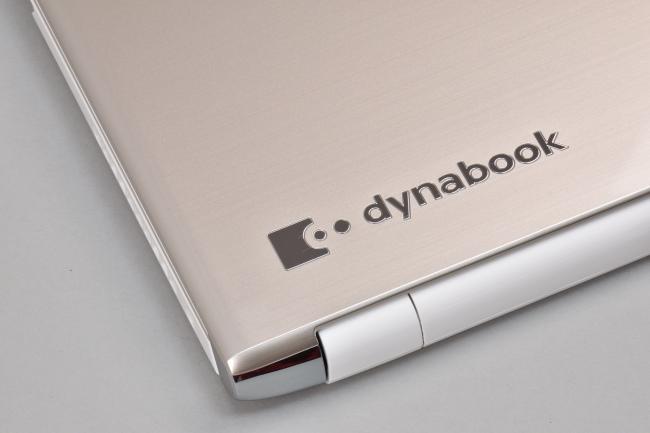 dynabook AZ65/G 天面(その3)
