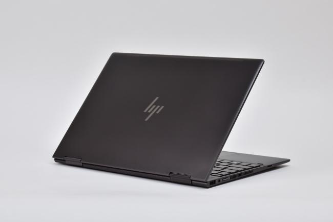 HP ENVY 13 x360 背面側(その1)