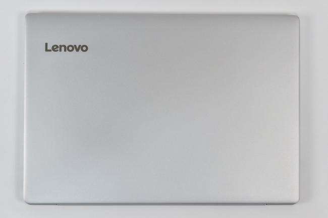 Lenovo ideapad 720S 天面(その1)