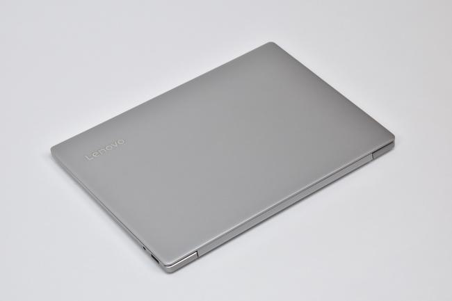 Lenovo ideapad 720S 天面(その2)