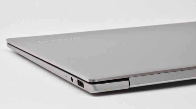 Lenovo ideapad 720S 天面(その3)
